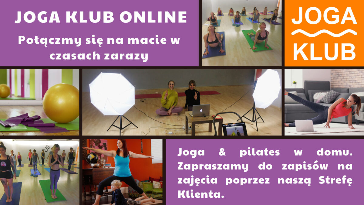 Joga Klub is Open and Online!